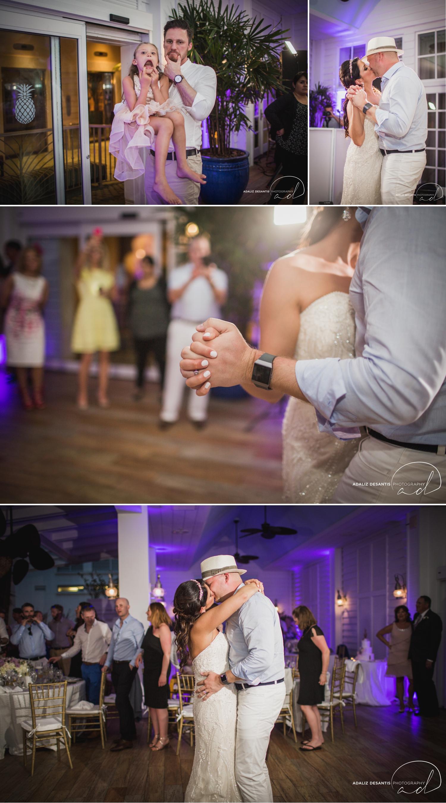Carmen Alex palms hotel spa miami beach destination wedding lavender roses cuban cigar England cuba bride rose gold elegant Maggie Sottero Badgley Mischka 21.jpg