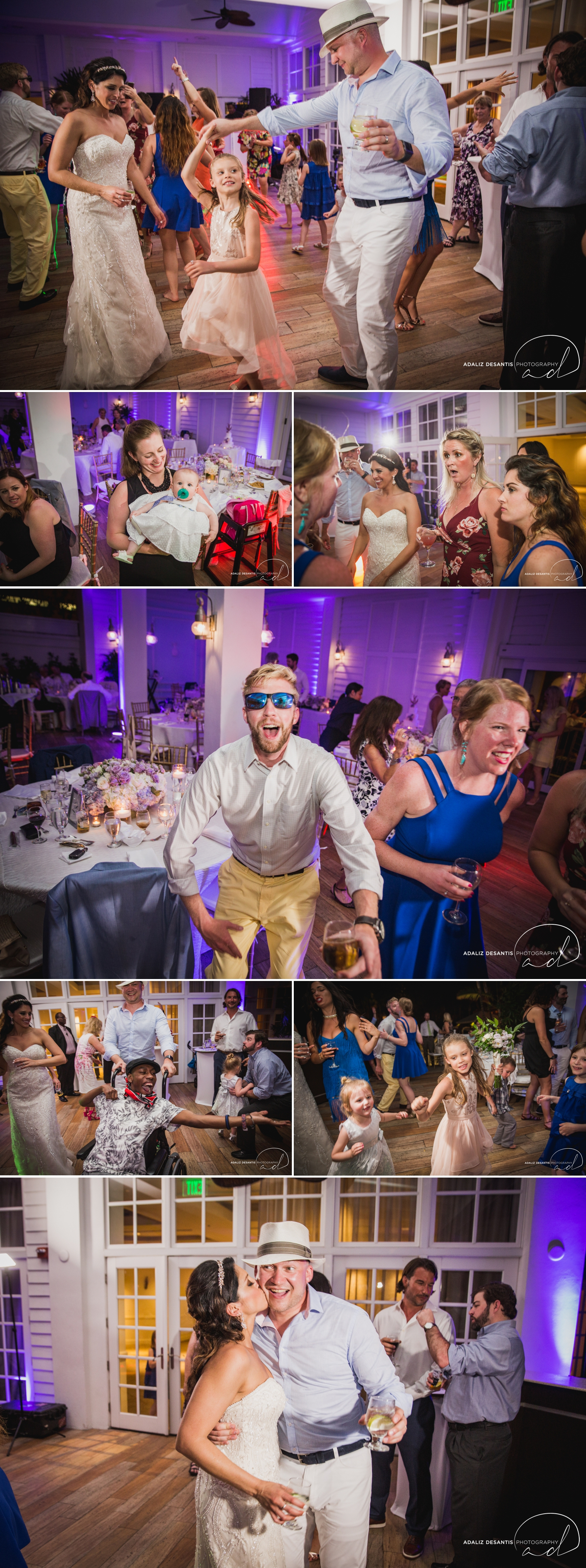 Carmen Alex palms hotel spa miami beach destination wedding lavender roses cuban cigar England cuba bride rose gold elegant Maggie Sottero Badgley Mischka 25.jpg