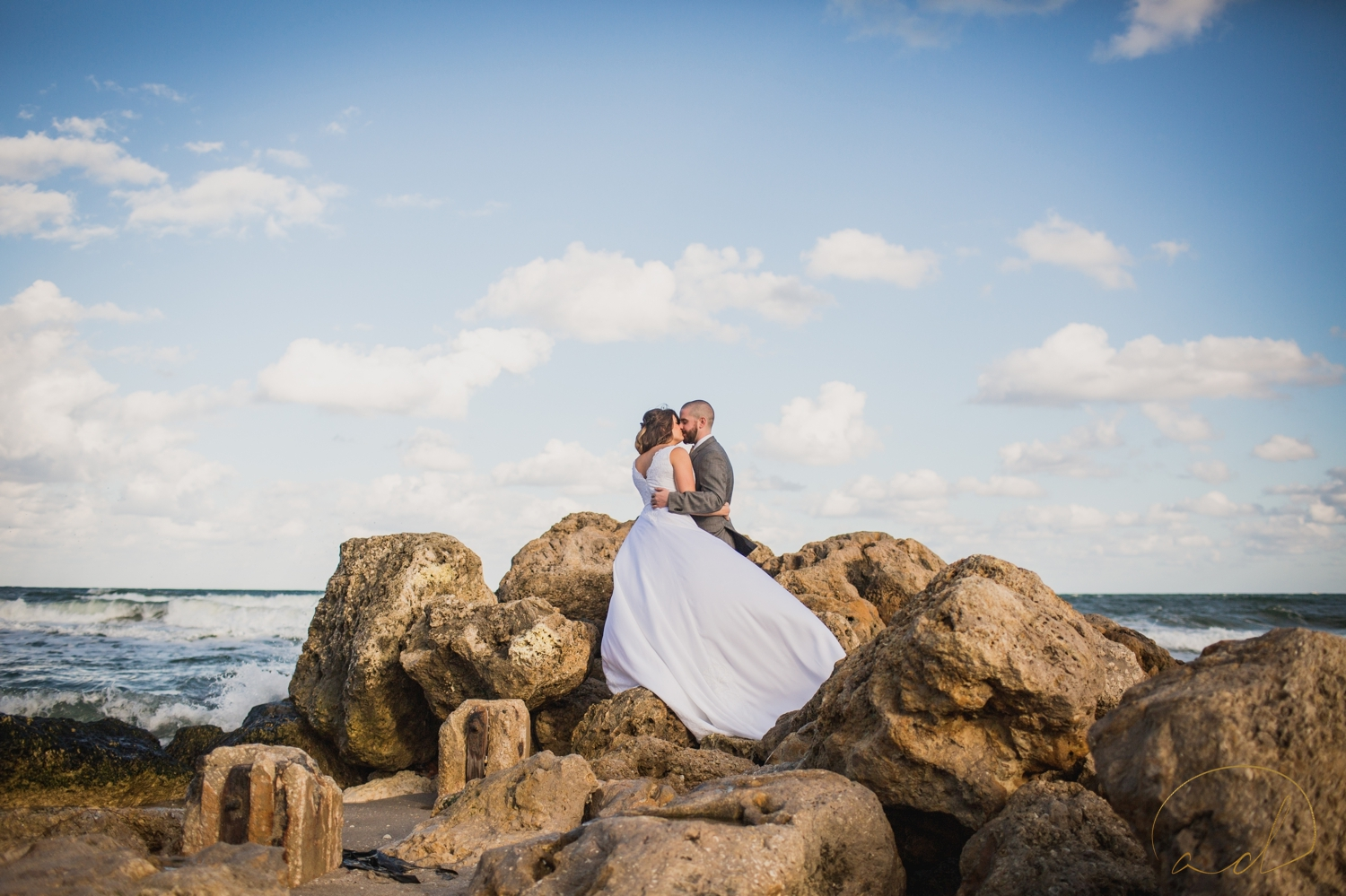 Emma Drew Addison Wedding Documentary Beach First Look Hillsboro Night Ohio State Fall November Florida Best Photographer 20.jpg