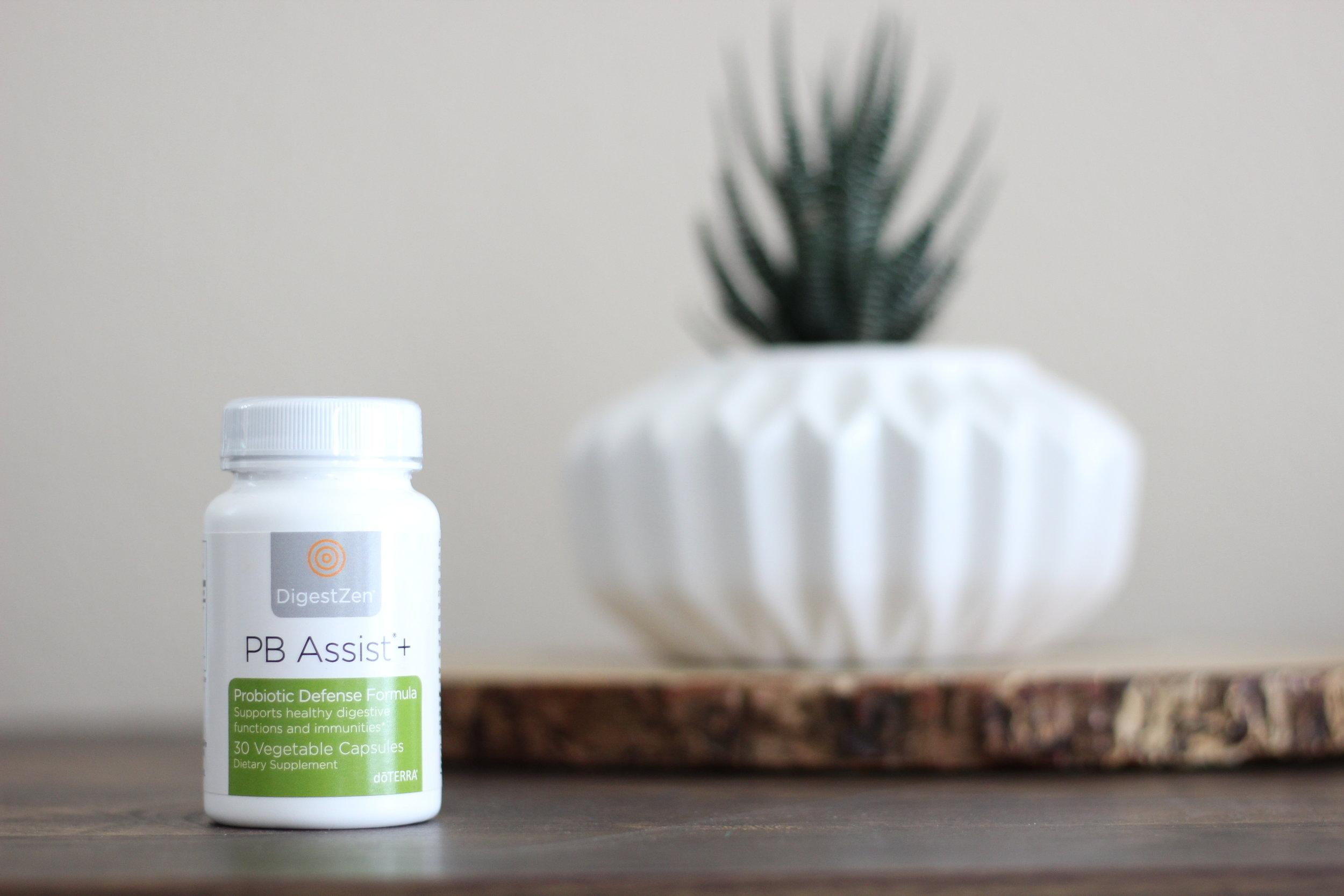 vegan prenatal supplements - pre + probiotic