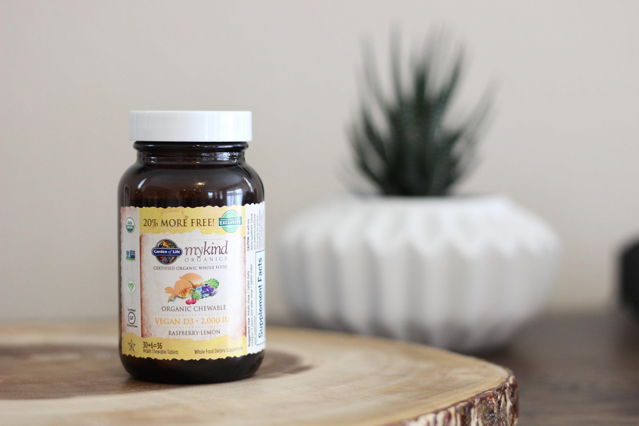 vegan prenatal supplements - vitamin d3 (vegan)
