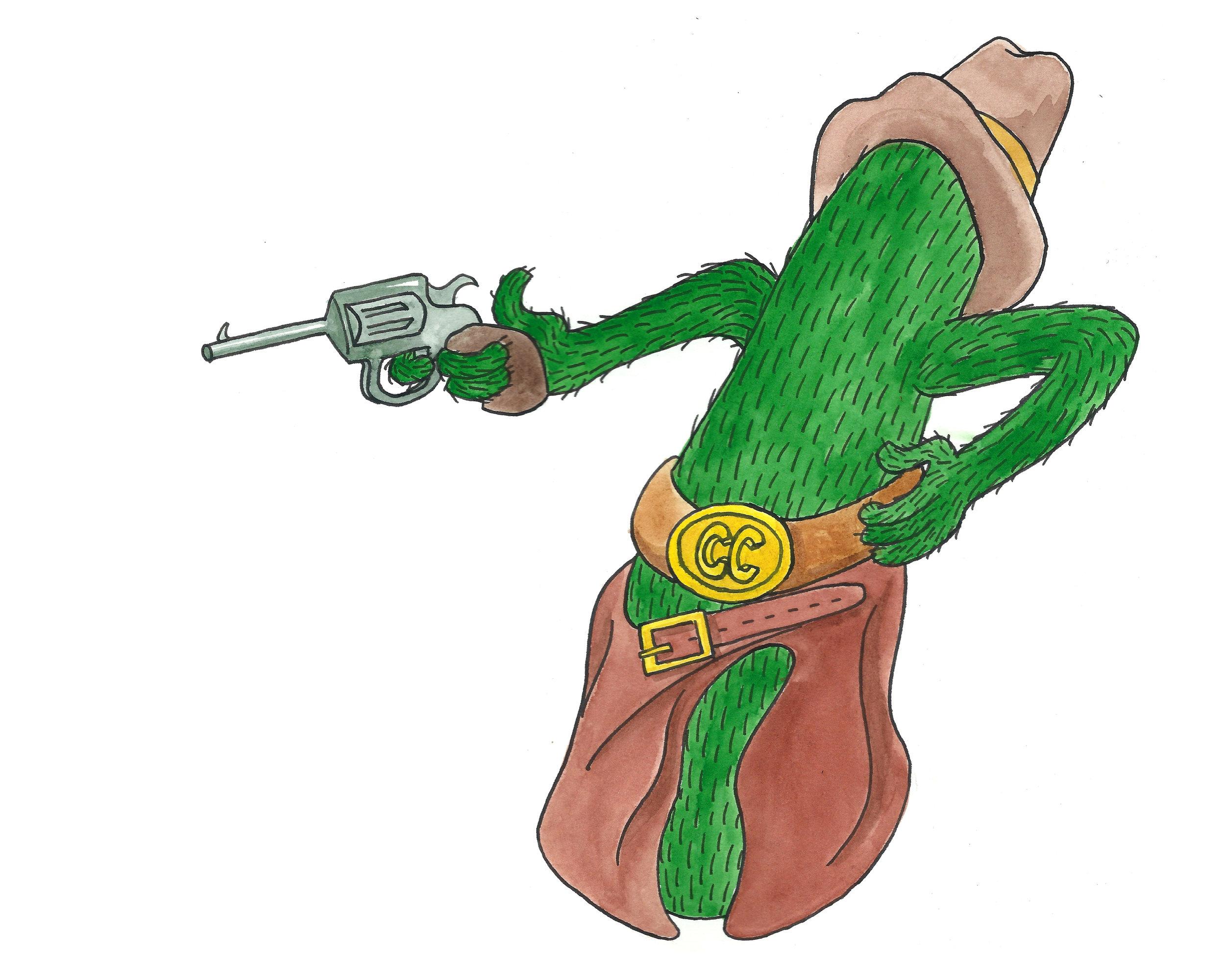 Cactus Cowboy