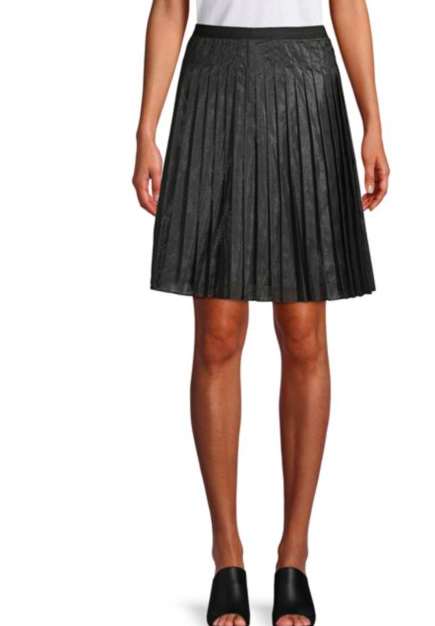 This  Robert Graham Pleated Skirt  will not only flatter your waistline, but also stay chic and stylish for years to come!