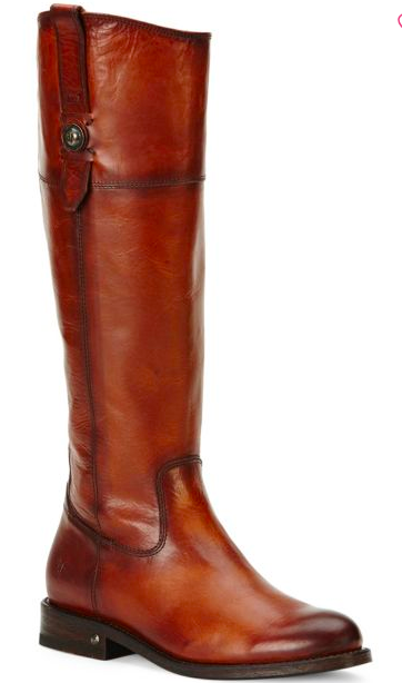 Frye: Jaden Button Leather Boot : Definitely an investment but you will have these for years!! I've had mine for 3 years. As long as you take them to the boot-man for a little polish and sprucing, these puppies will last you forever! Super well-made and very comfortable.