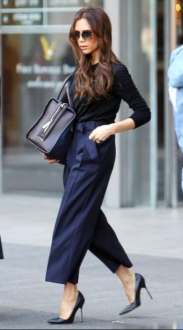 Photo from Imgur   Chic and elegant! Victoria Beckham blasts this notion away!