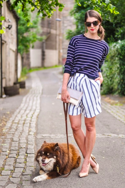 Not sure what I like better… the outfit or the dog!  PC:  Thank Fifi