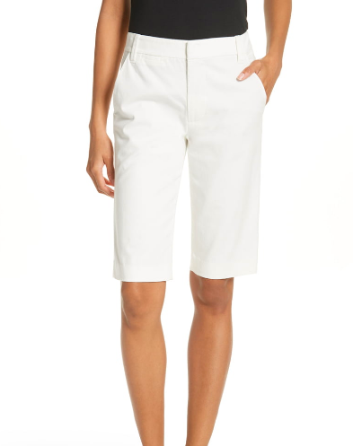 VInce: Bermuda Shorts  Perfect with a chic blazer!