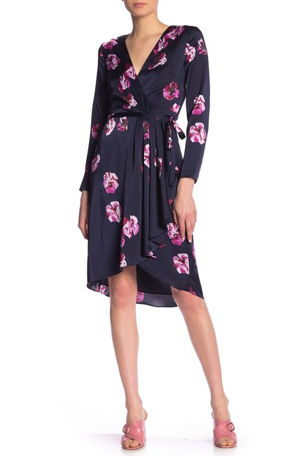 Joie: Miltona Wrap Dress : Such a a beautiful statement to easily toss on and look great! Who doesn't look great in florals?!