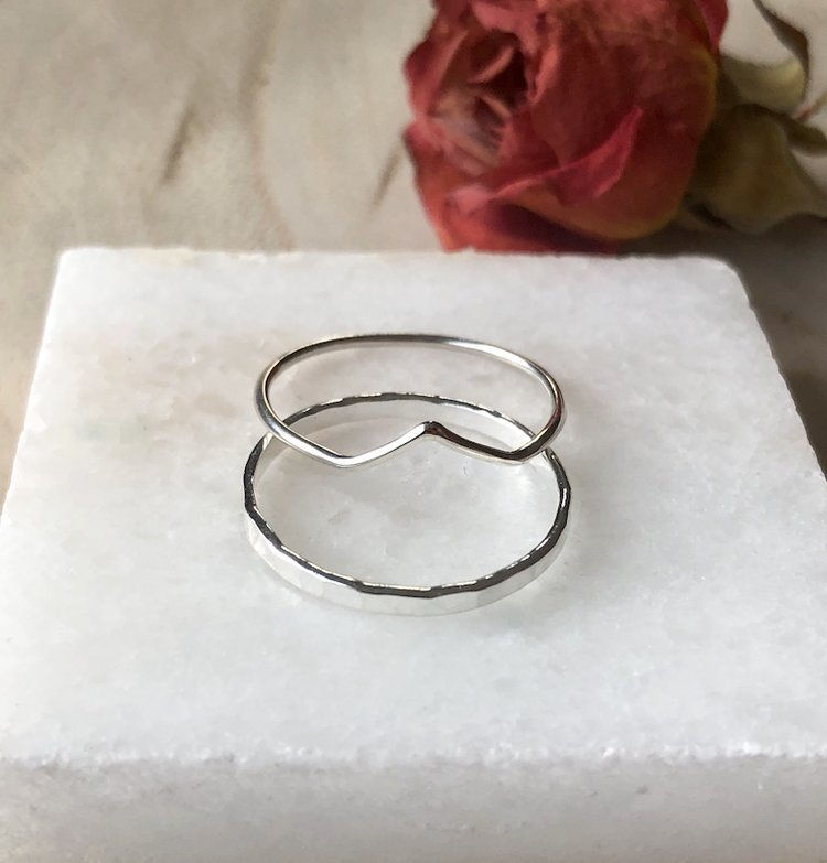 "Telos Art Shop: Verso L'Alto Ring  This ring is inspiration from Bl. Pierre Giorgio, as he'd say ""to the top!"". This message reminds us of his life how we striving towards the eternal."