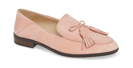 Cole Hahn Gabrielle Loafer : Cole Hahn makes an INCREDIBLY comfortable and well-made shoe. It is worth every penny! This brand is often at Nordstrom Rack so you shouldn't have a problem snagging a pair on sale.