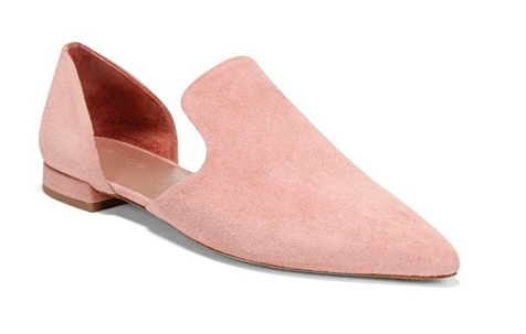 VInce d'Orsay Loafer : Vince is another great brand. You can count on excellent quality and chic designs. You'll also see this brand at Nordstrom Rack.