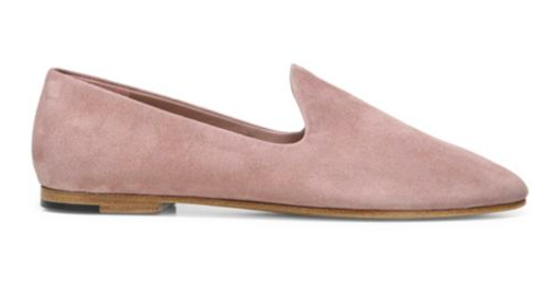 VInce Suede Loafers : If you have more of a 'natural' feel to your Look, going with suede is a great option for you!