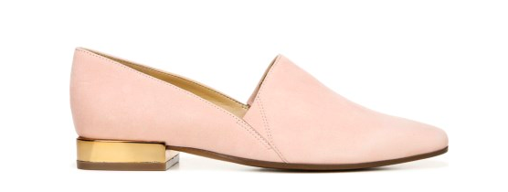 Naturalizer Collette Loafer: You didn't think I'd do a post on flats without mentioning Naturalizer?! You will walk on pillows in these!