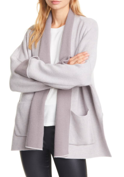 Club Monaco Oversized Cardigan