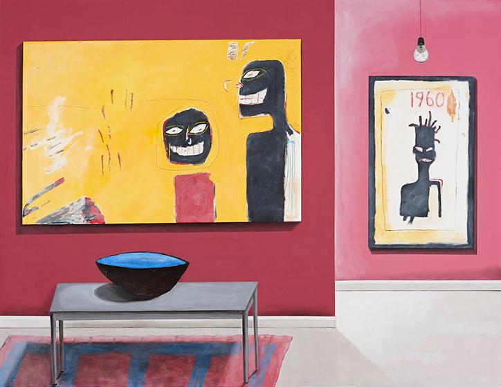 Tribute to Jean-Michel Basquiat