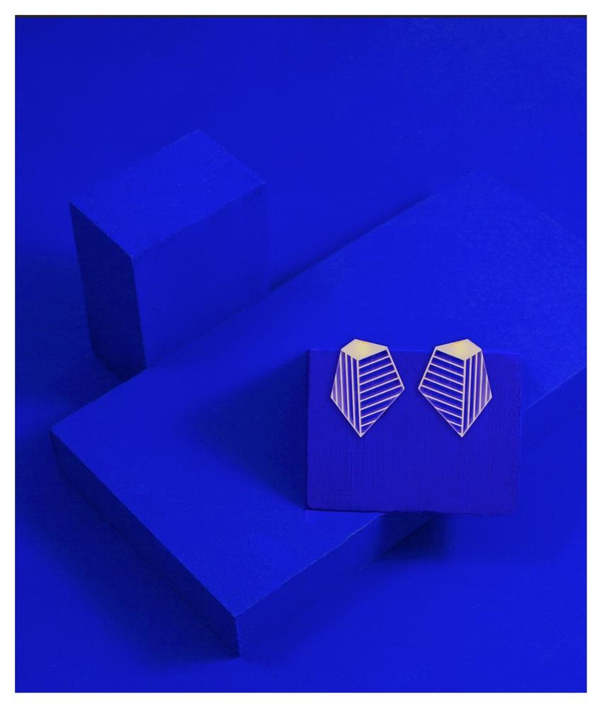 HELMUT  bijoux  // LES CLA'S TRANSPARENTES / THE CLEAR CLA'S