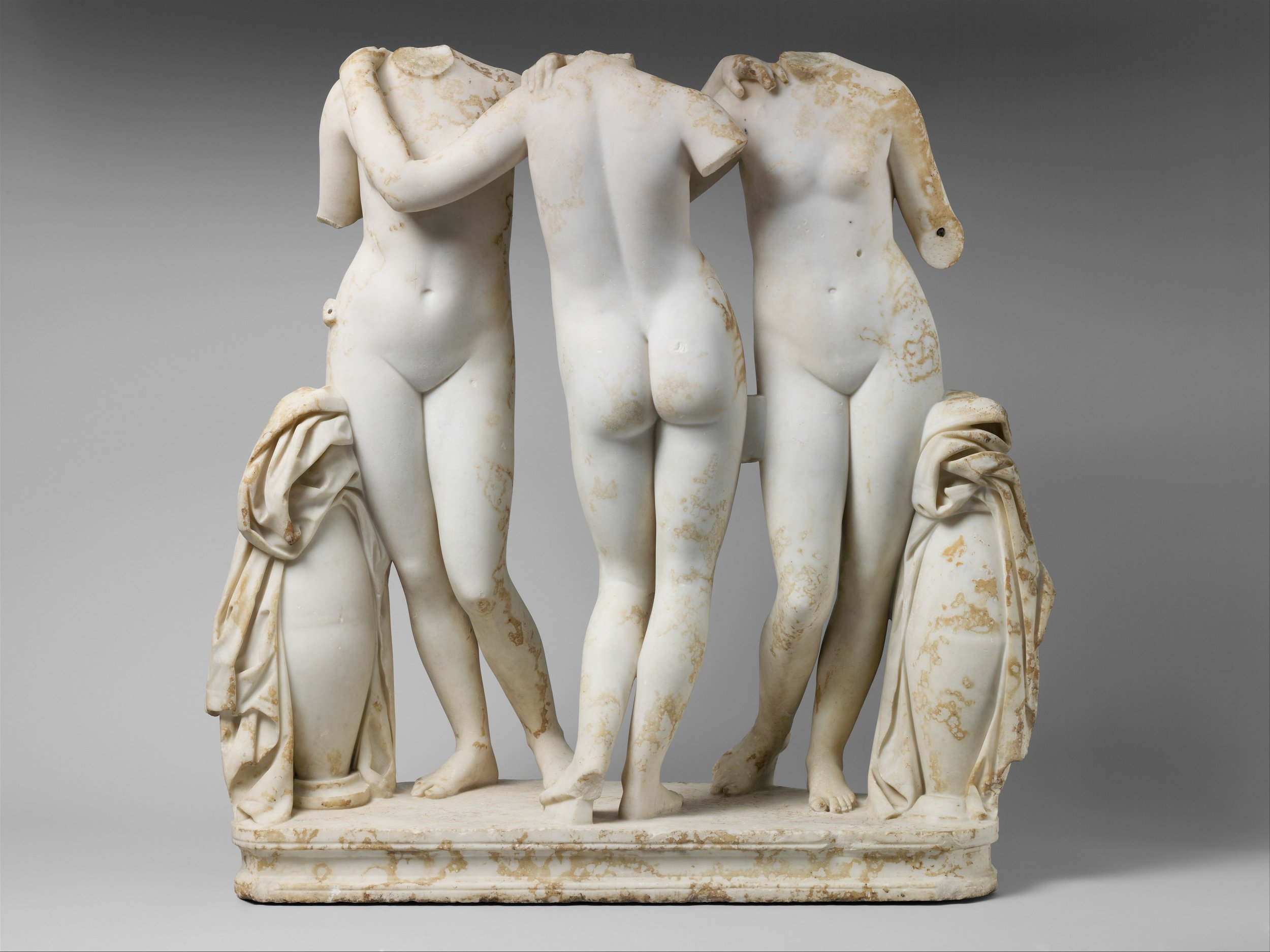 Group of the three Graces