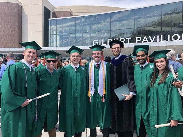 MSU Rocketry graduates! @michiganstateu