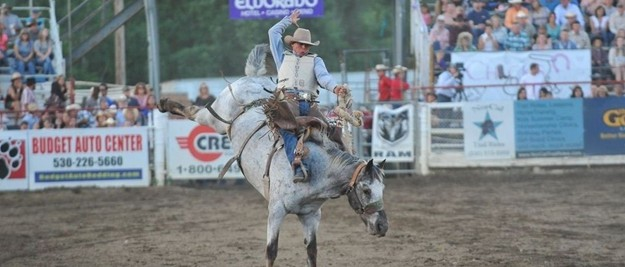 Enjoy the annual Redding     Rodeo