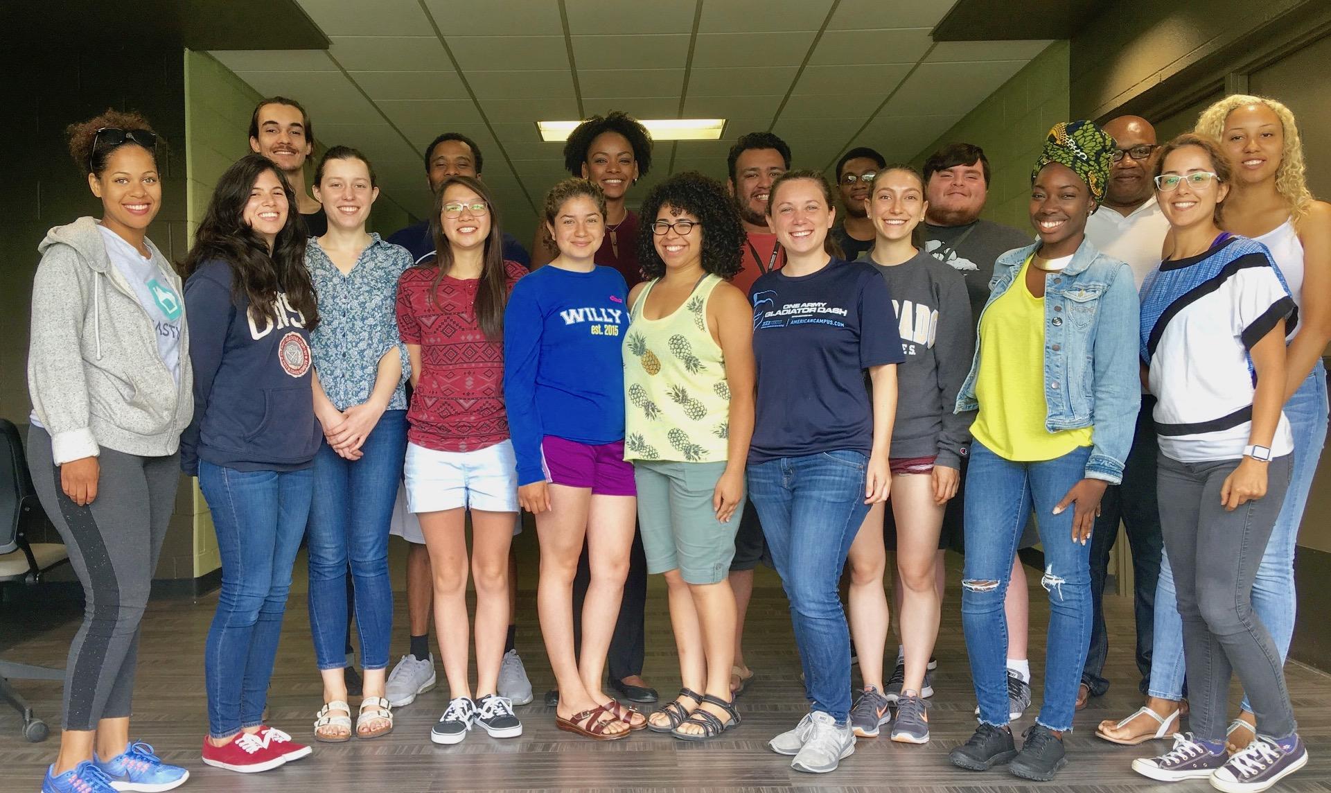 AEA Summer Program at MSU (2017)