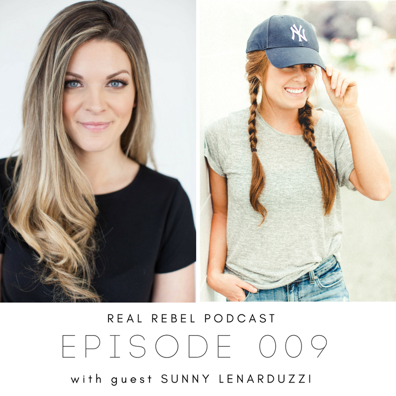 Real Rebel Podcast - Sunny Lenarduzzi.png