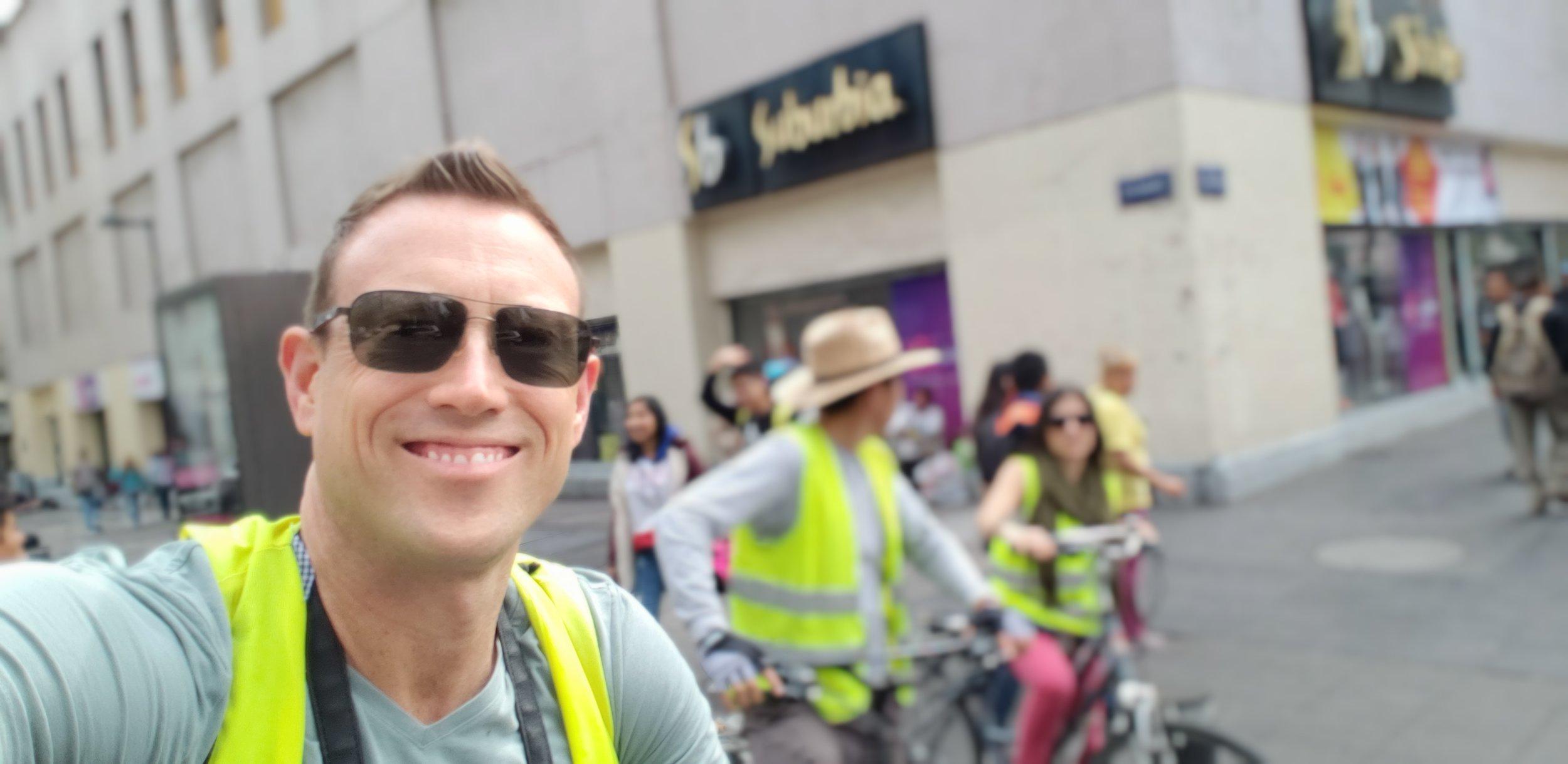 Bike Tour Mexico City
