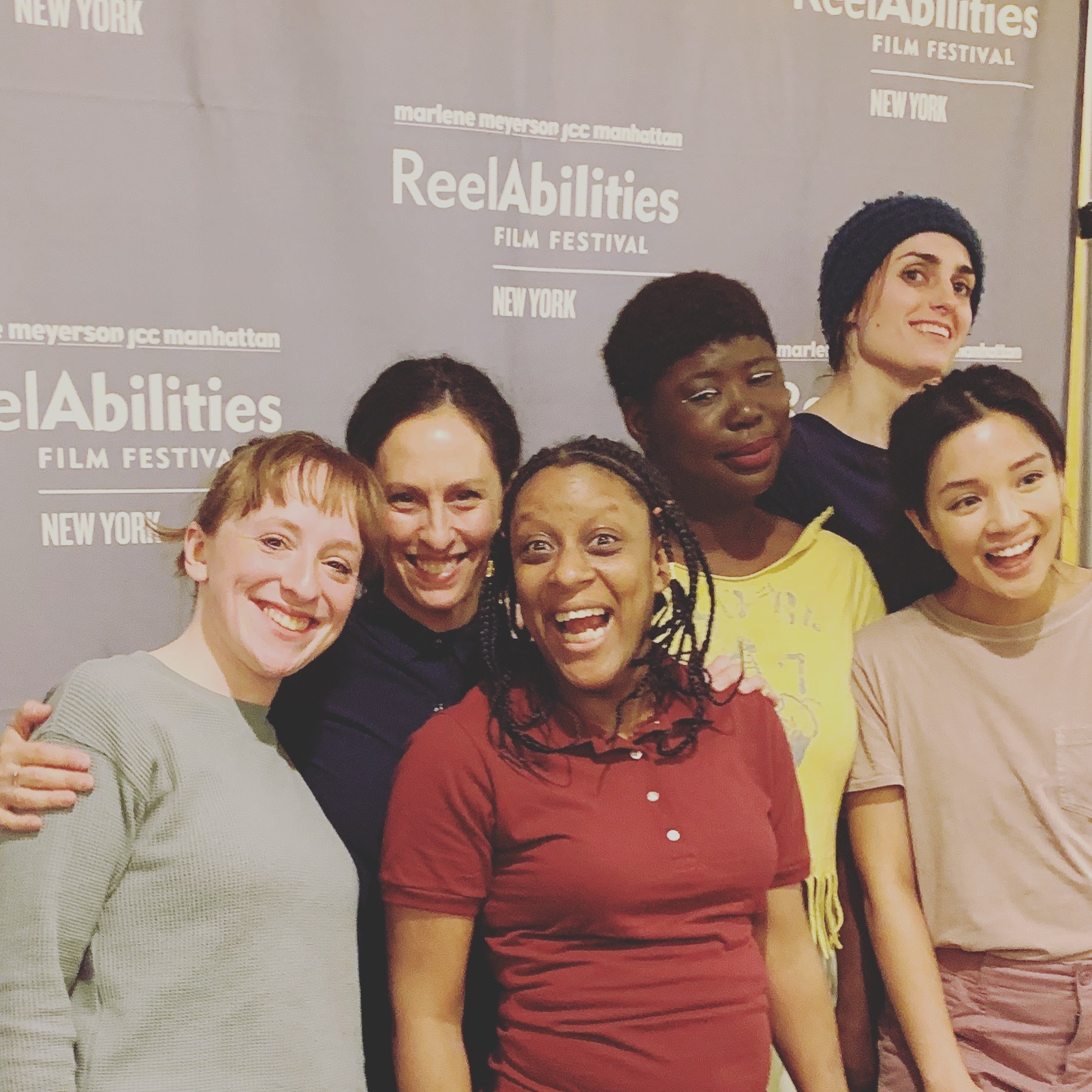 'OUR THING' @ the REEL ABILITIES FILM FESTIVAL, April 6, 2019