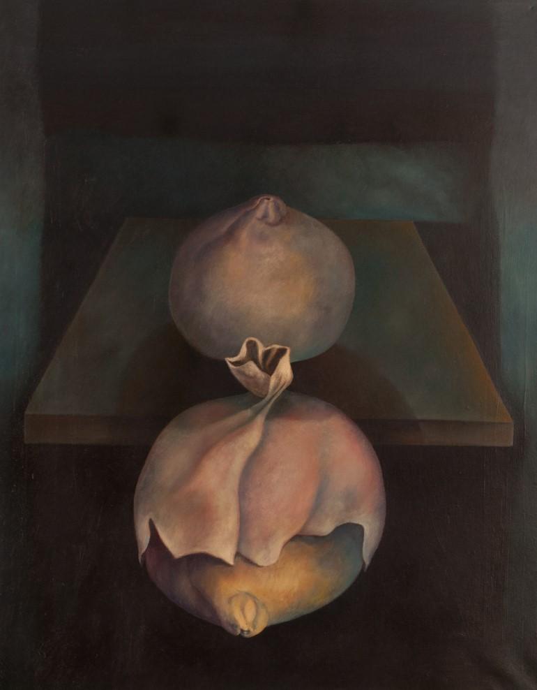 Carlos Cañas   Las mandarinas, 1984