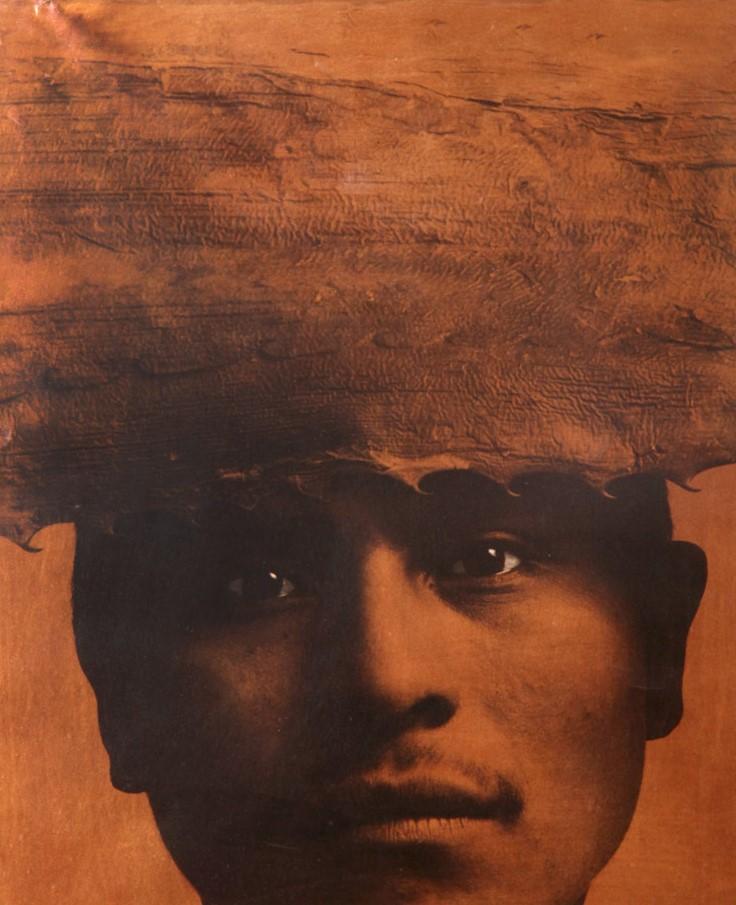 Luis González Palma    El Nopal,  1993  Fotografía