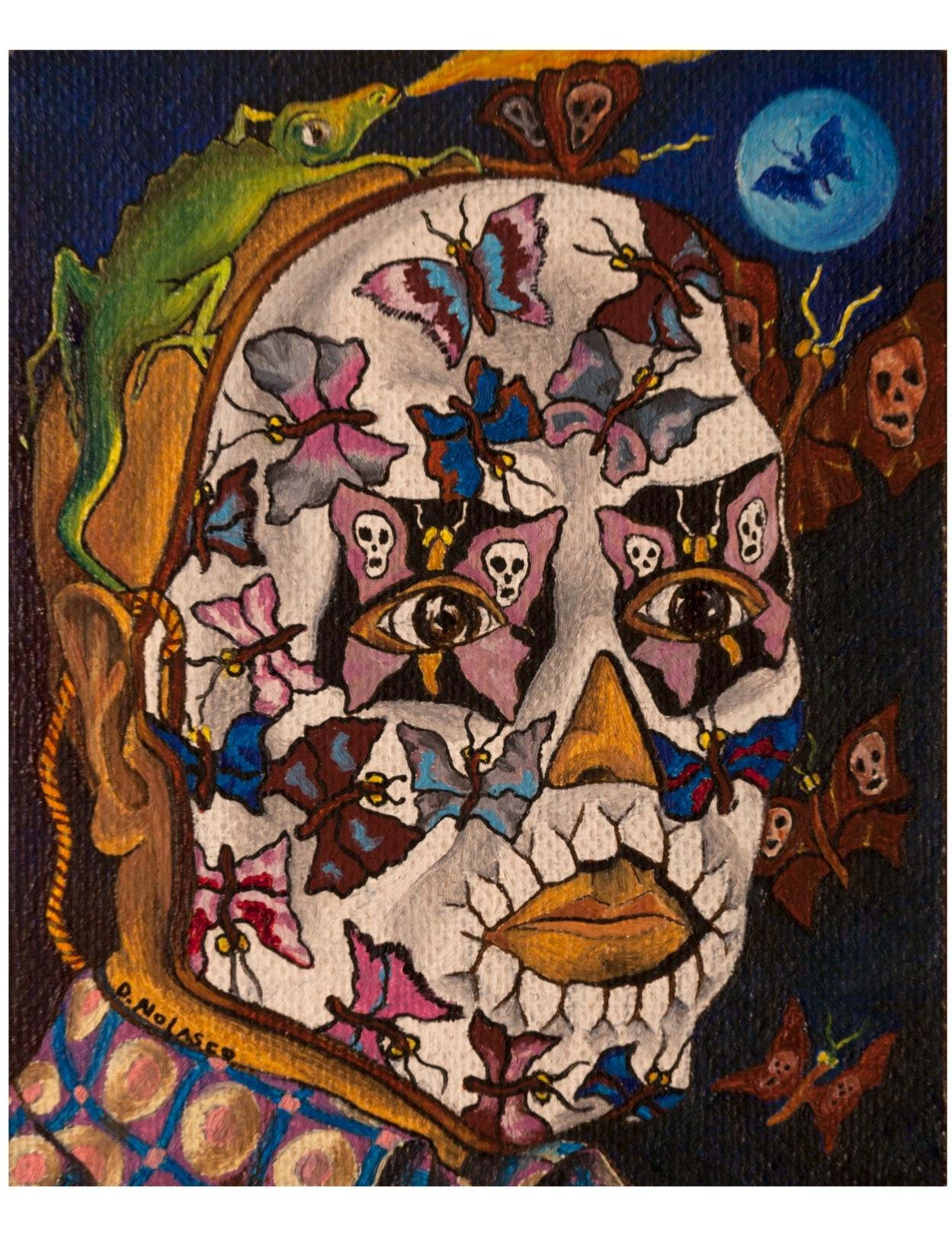 Máscara by Dagoberto Nolasco