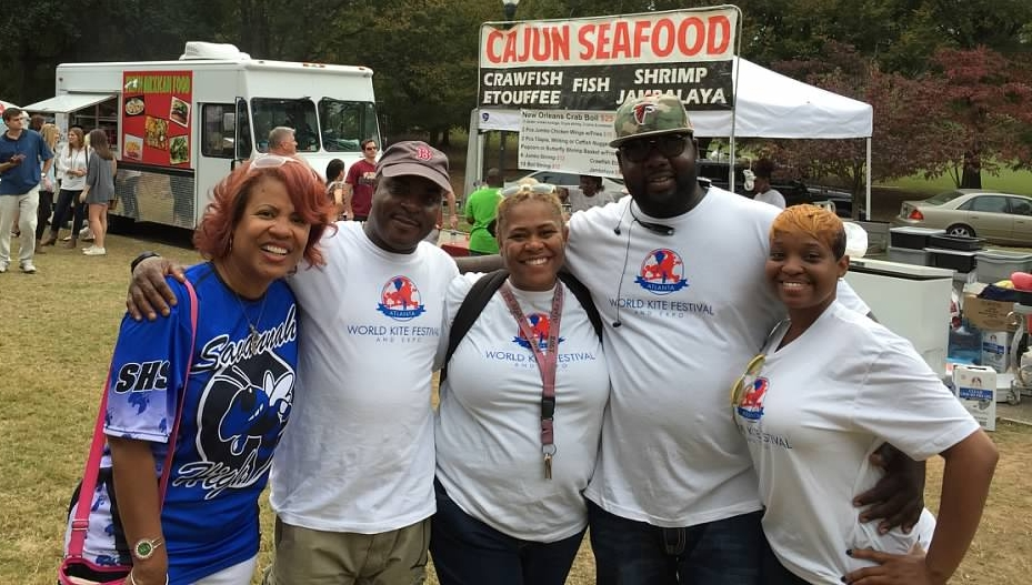 4th Annual Atlanta World Kite Festival and Expo Volunteers
