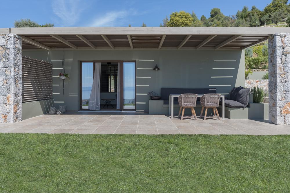 roundcube architecture photography, elimnion resort limni, evia, greece