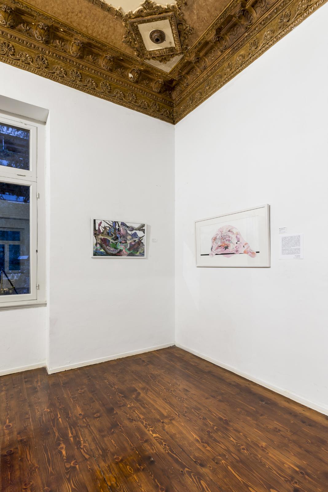 Roundcube architectural photography,  maria mavropoulou,  φωτογράφιση εκθέσεων, φωτογράφιση εσωτερικών χώρων, φωτογράφιση έργων τέχνης, Μαρία Μαυροπούλου,  αρχιτεκτονική φωτογραφία, Trii Art Hub Koukaki, Κουκάκι
