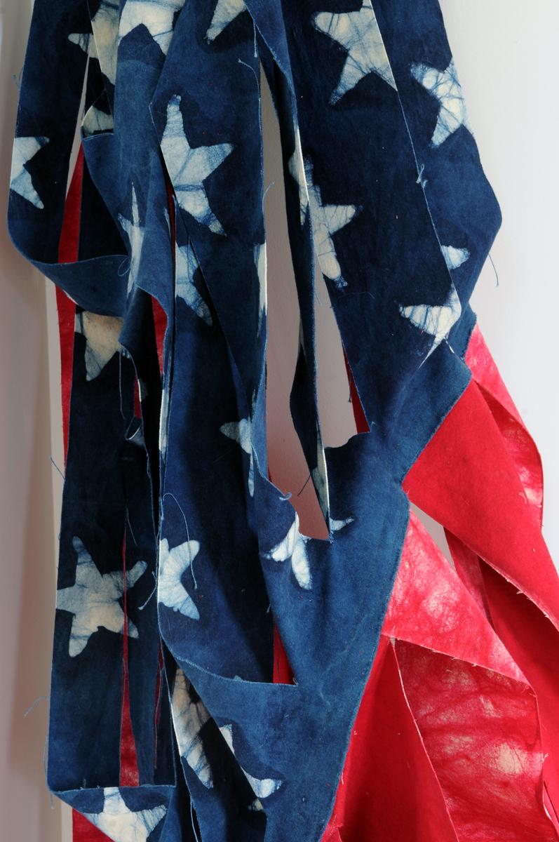 Black Flag (Detail)