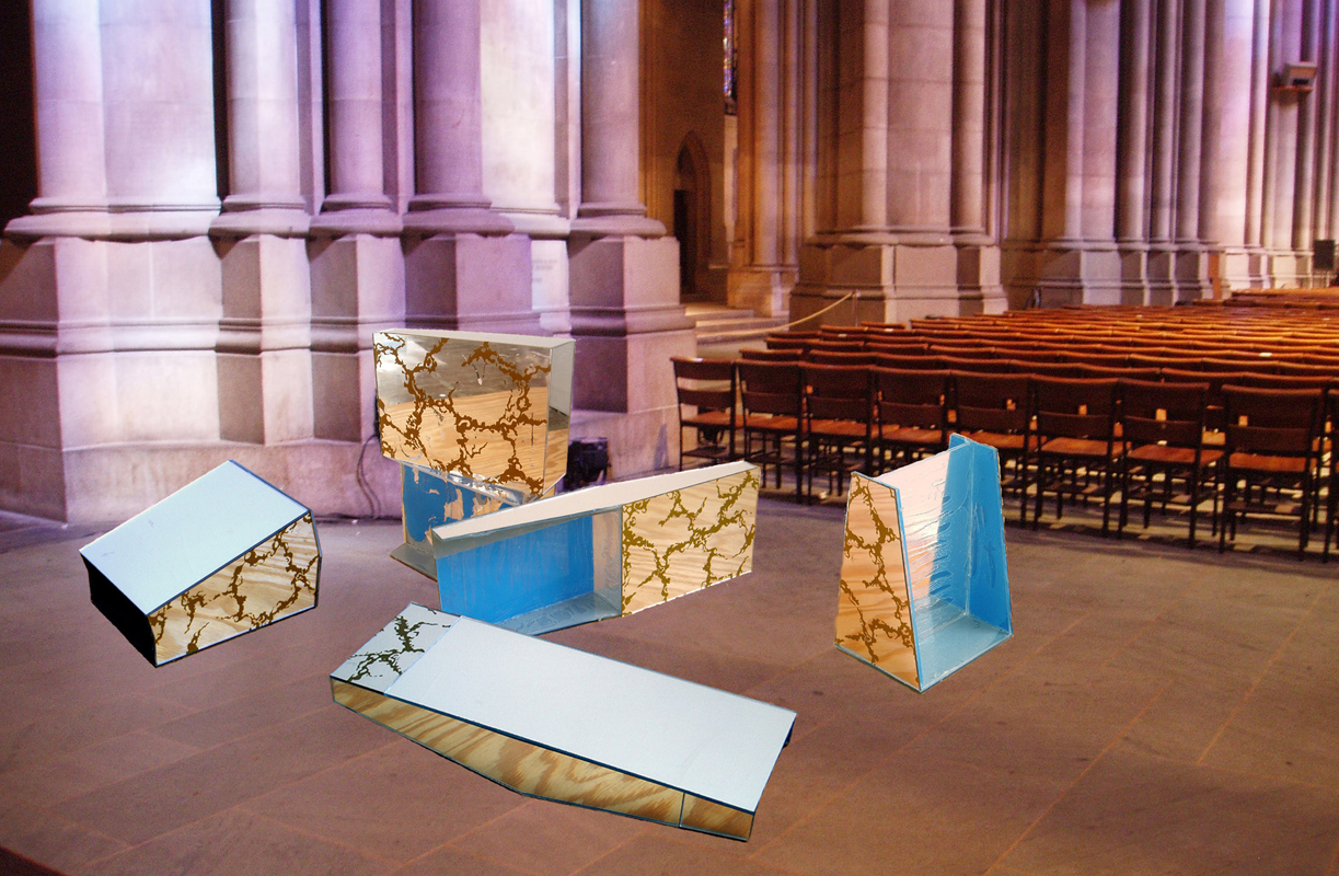 Amphibologies for the Cathedral of St. John the Divine
