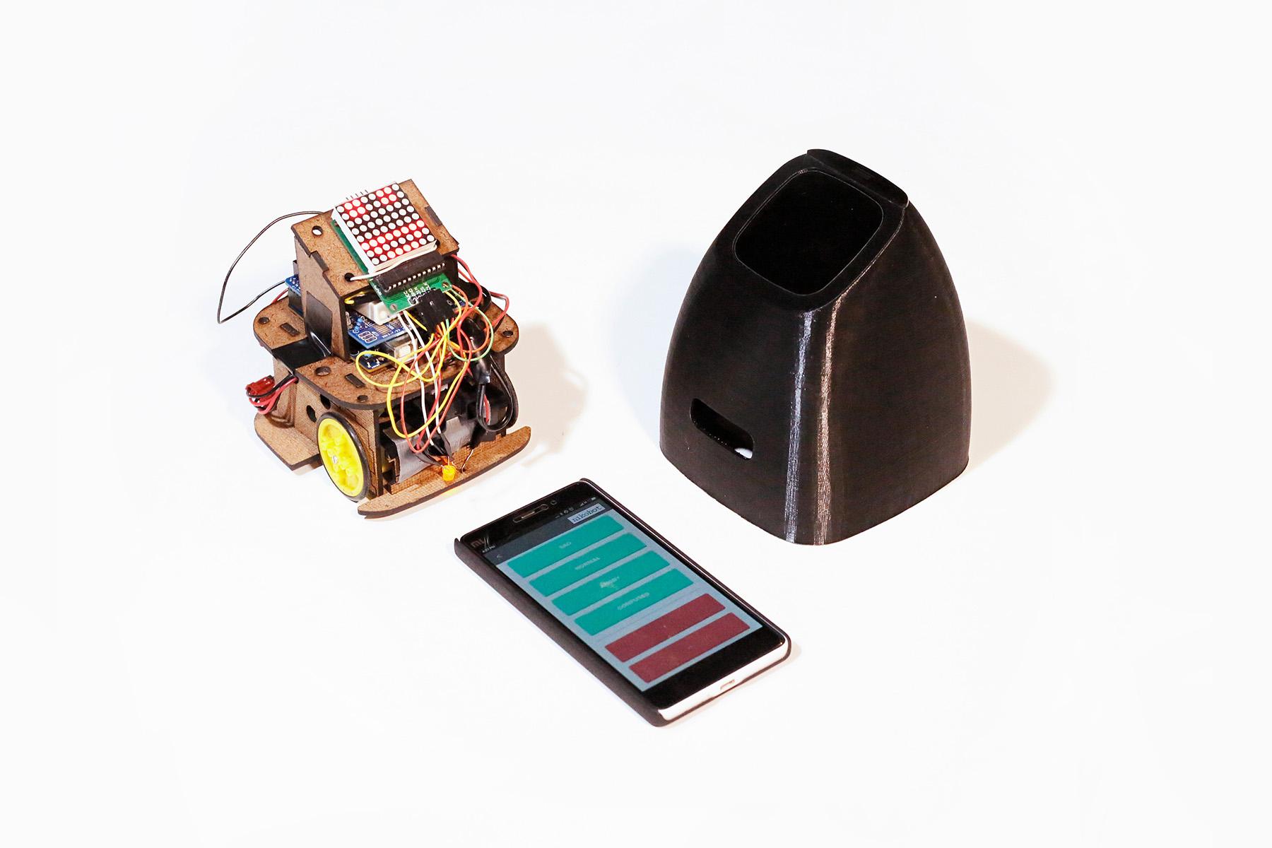 NIKOBOT - Robot pet