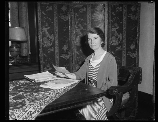 Margaret Sanger (source: Library of Congress)