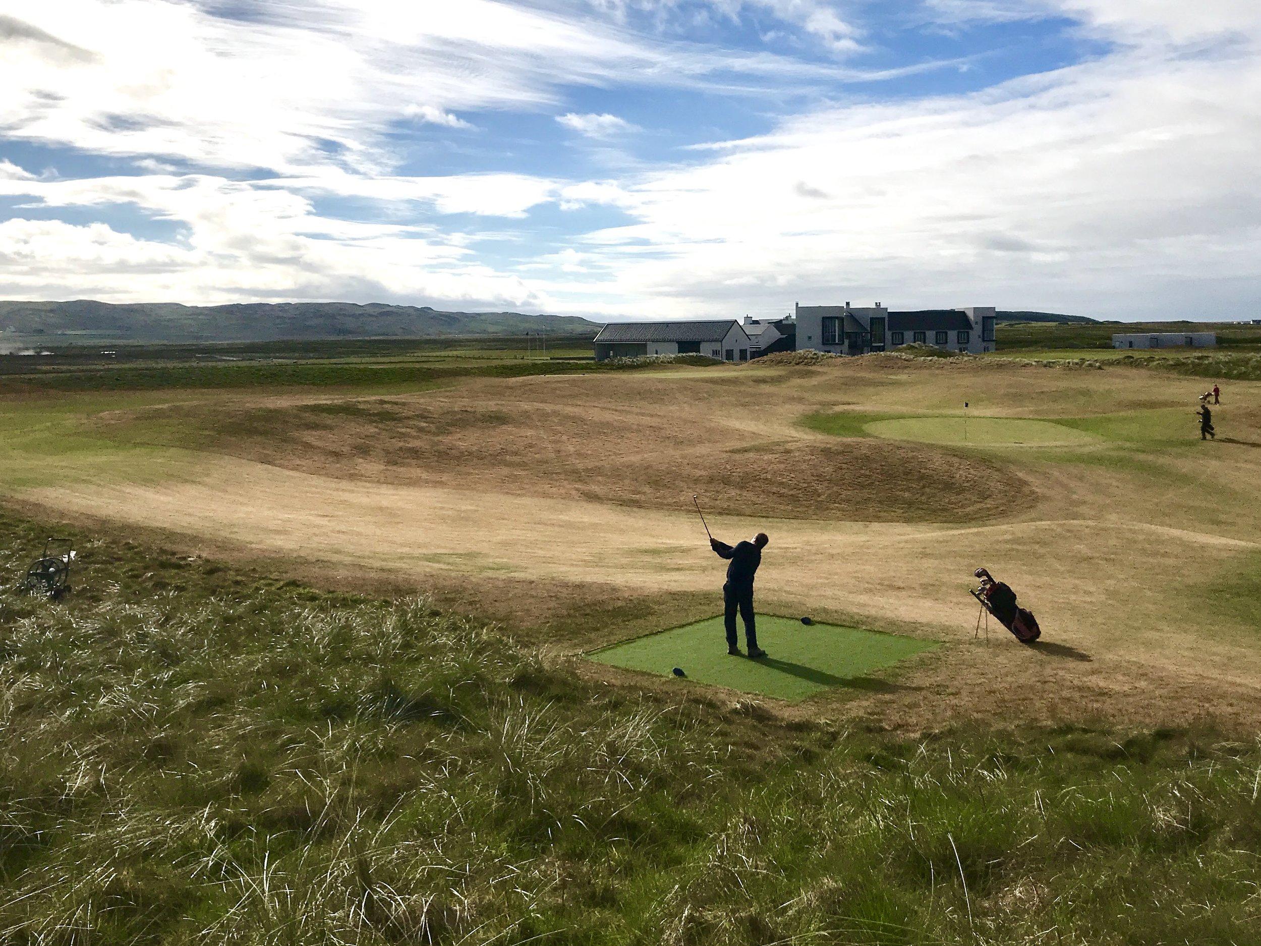 The Machrie Golf Links