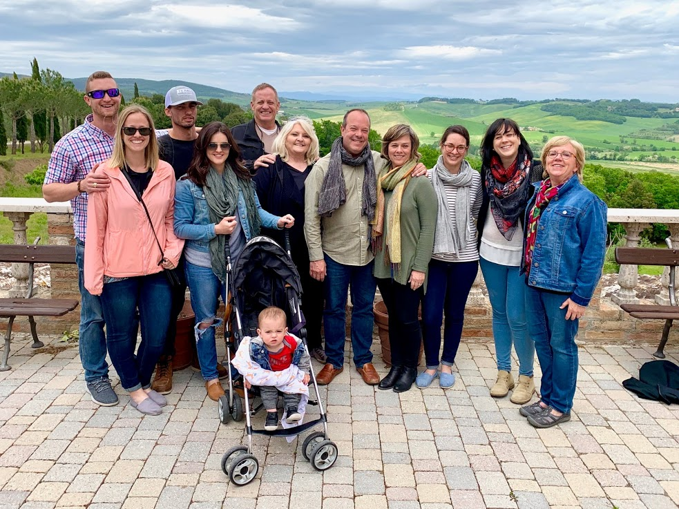 Small Group Tour of Tuscany, May 2019