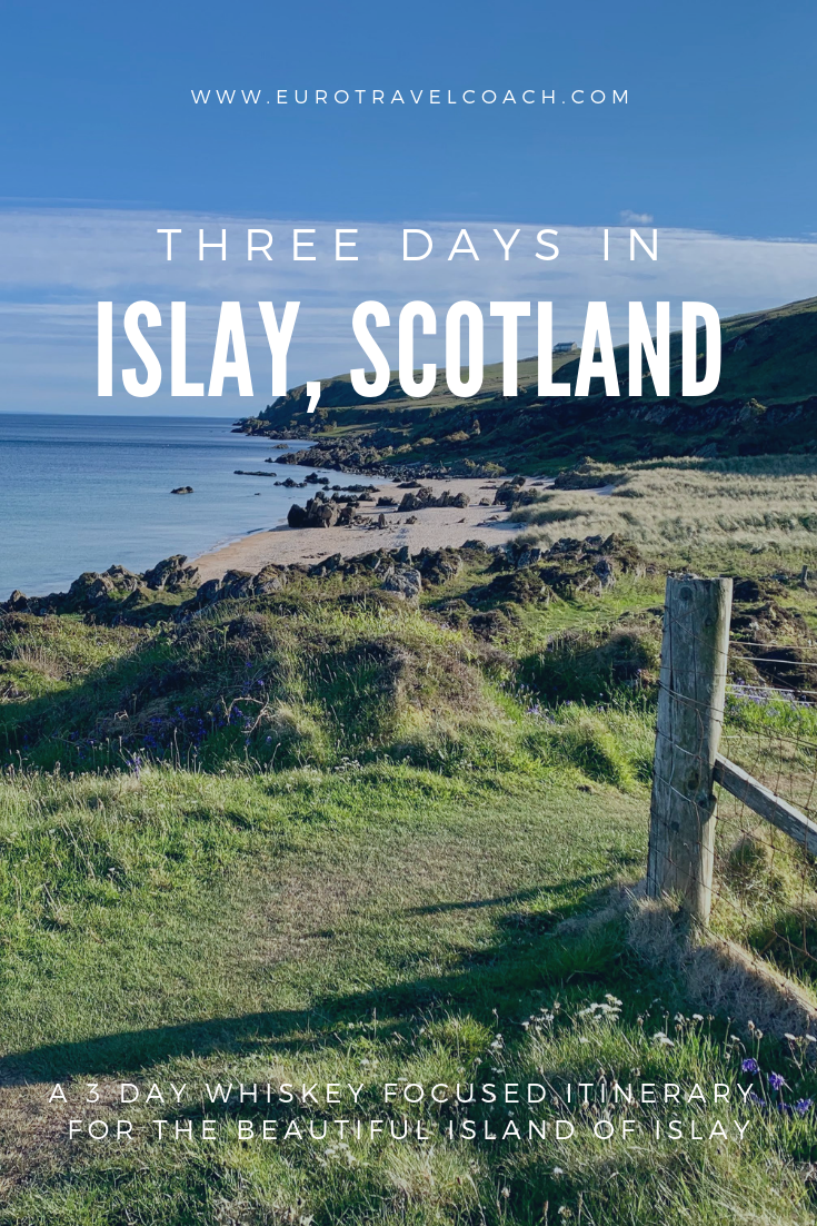3 Day Whisky Focused Islay Itinerary