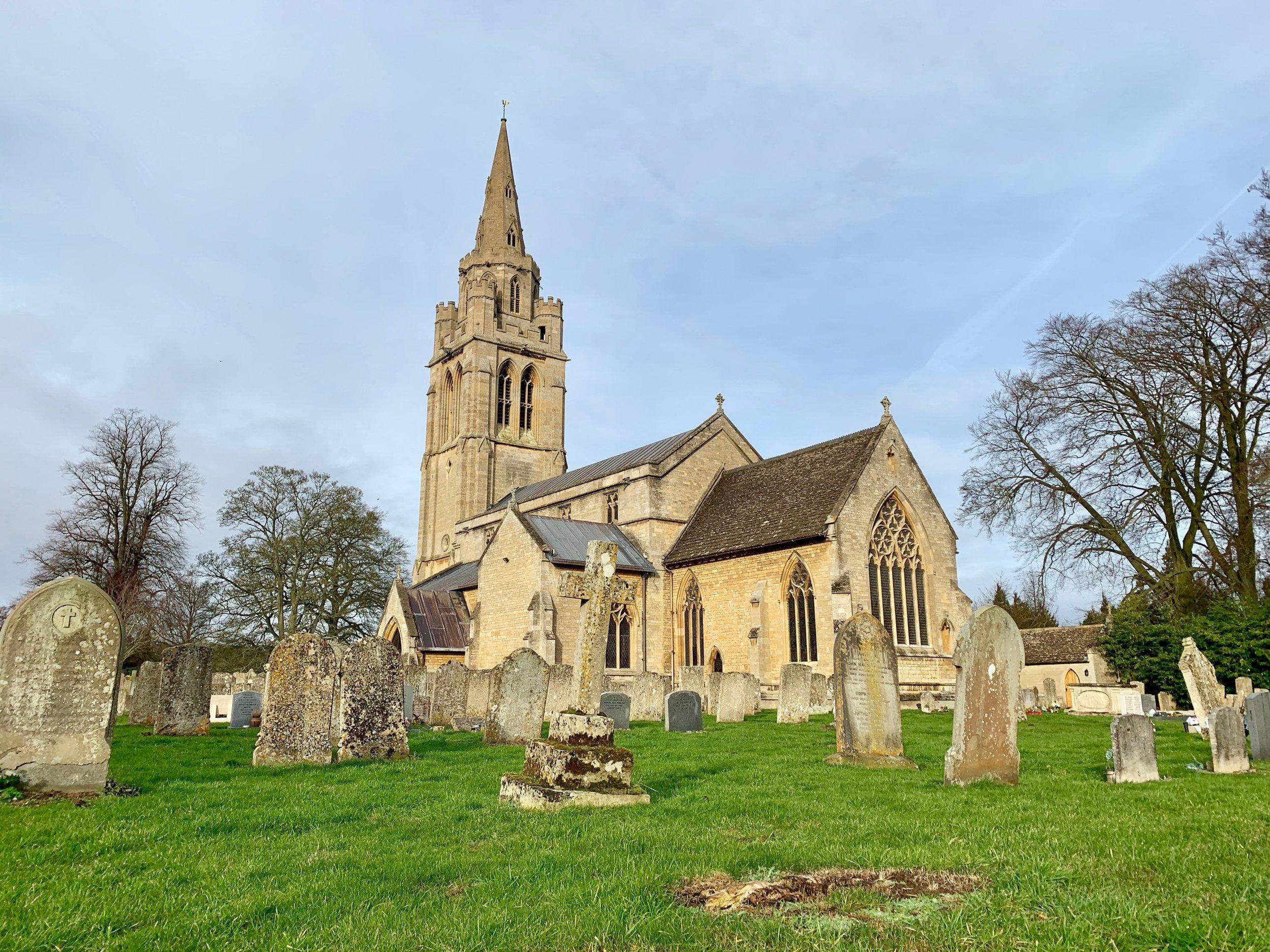 Cottesmore Parish Church