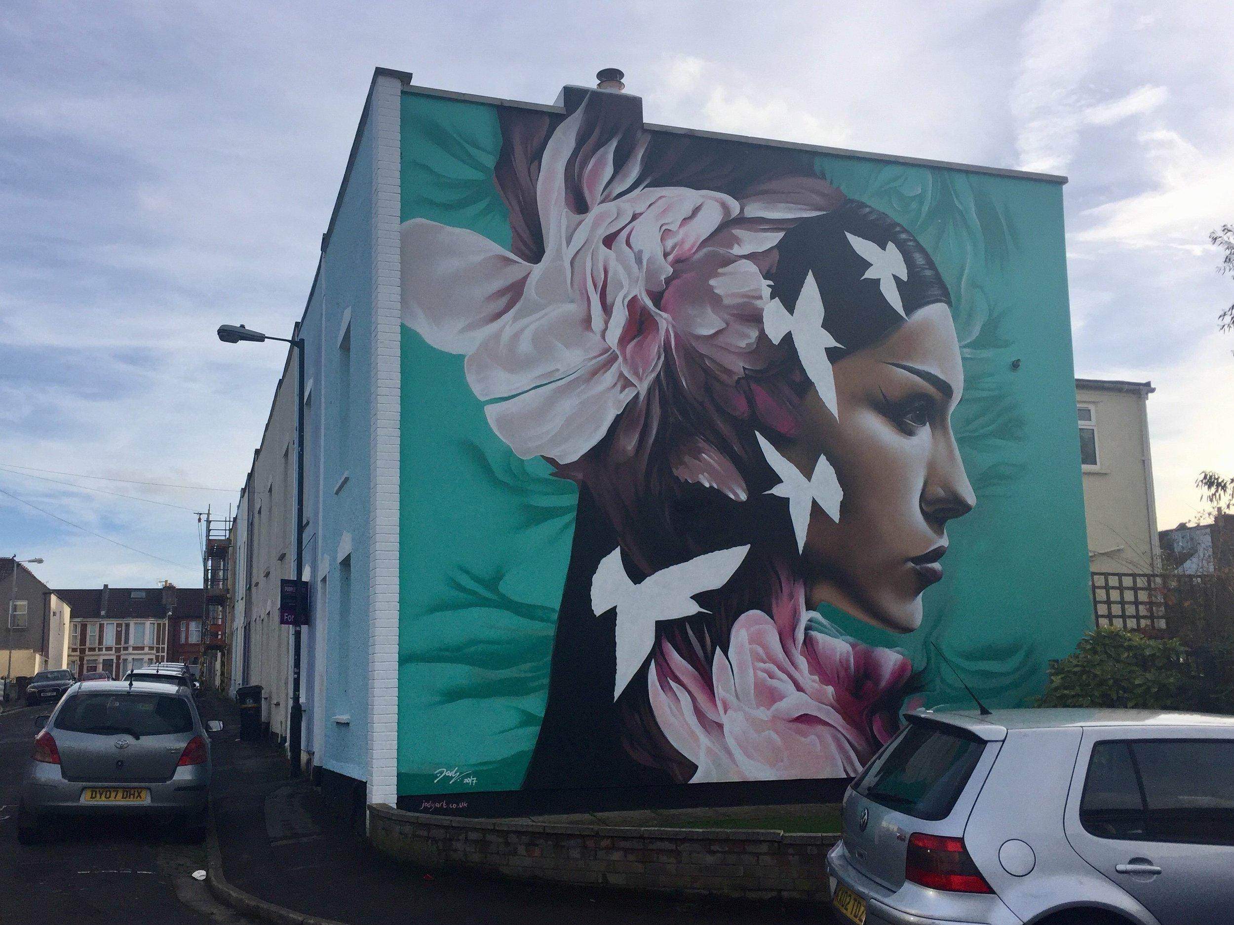 Upfest, Bristol