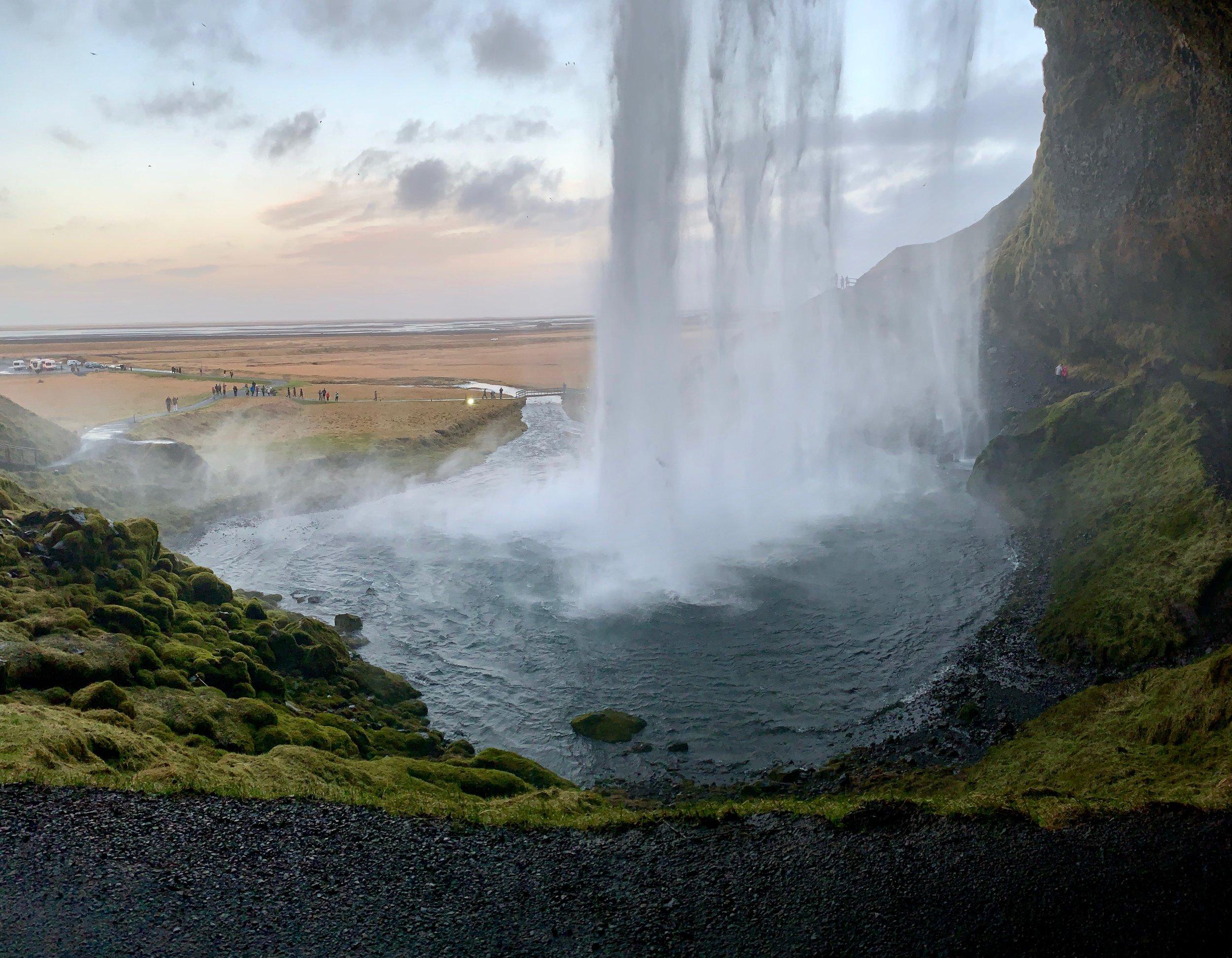 Seljialandsfoss, Iceland