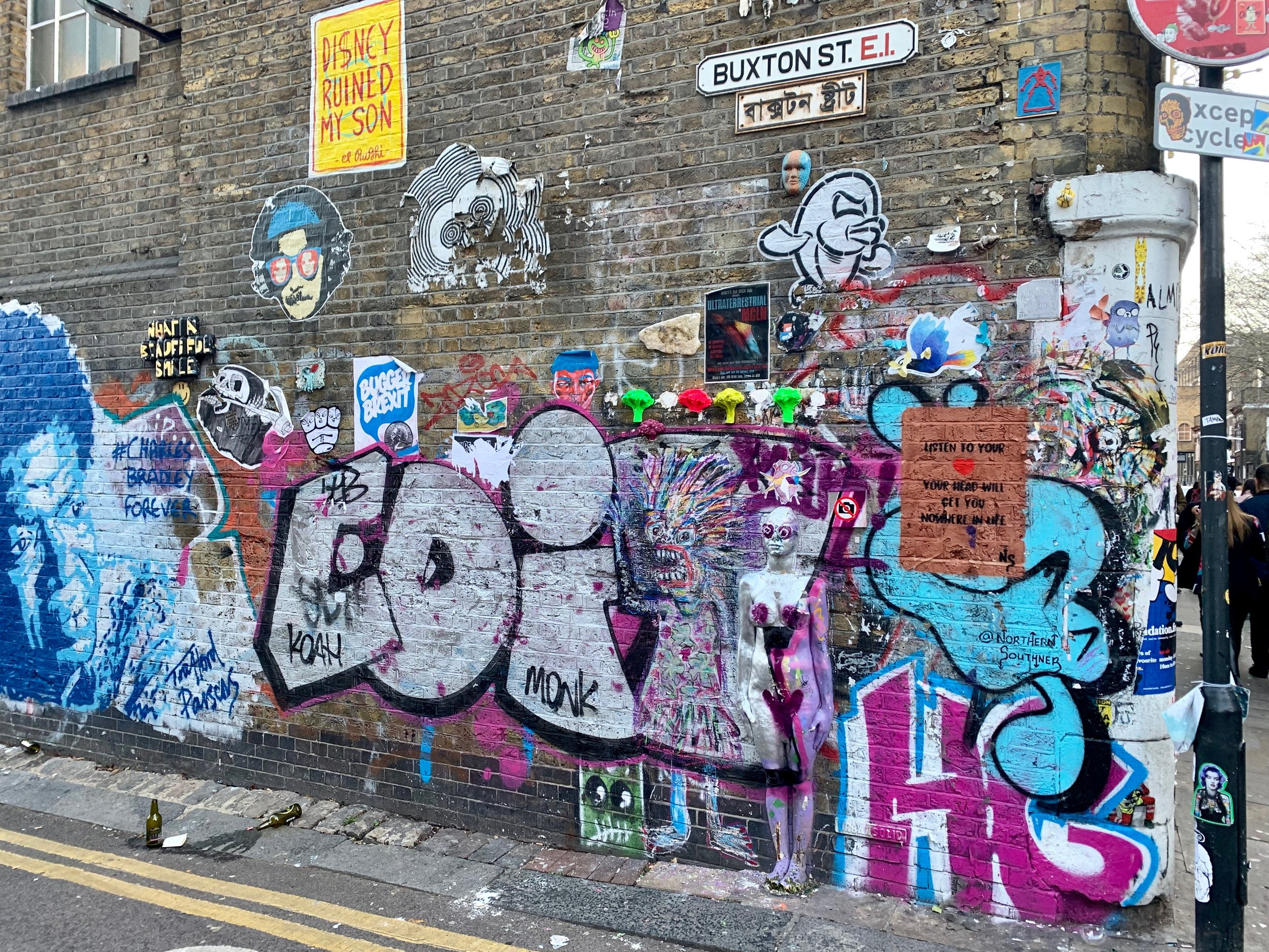 East London Street Art