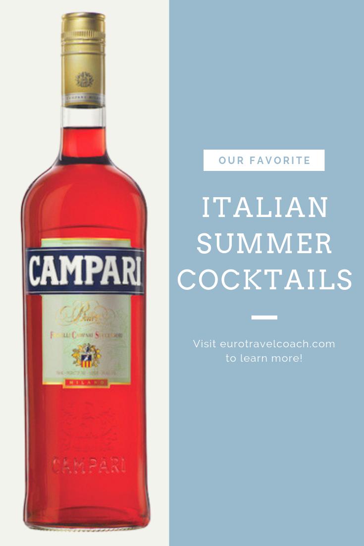 Italian Summer Cocktails