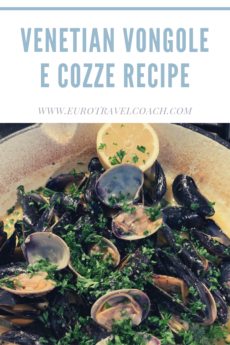 Venetian Clam and Mussels Recipe