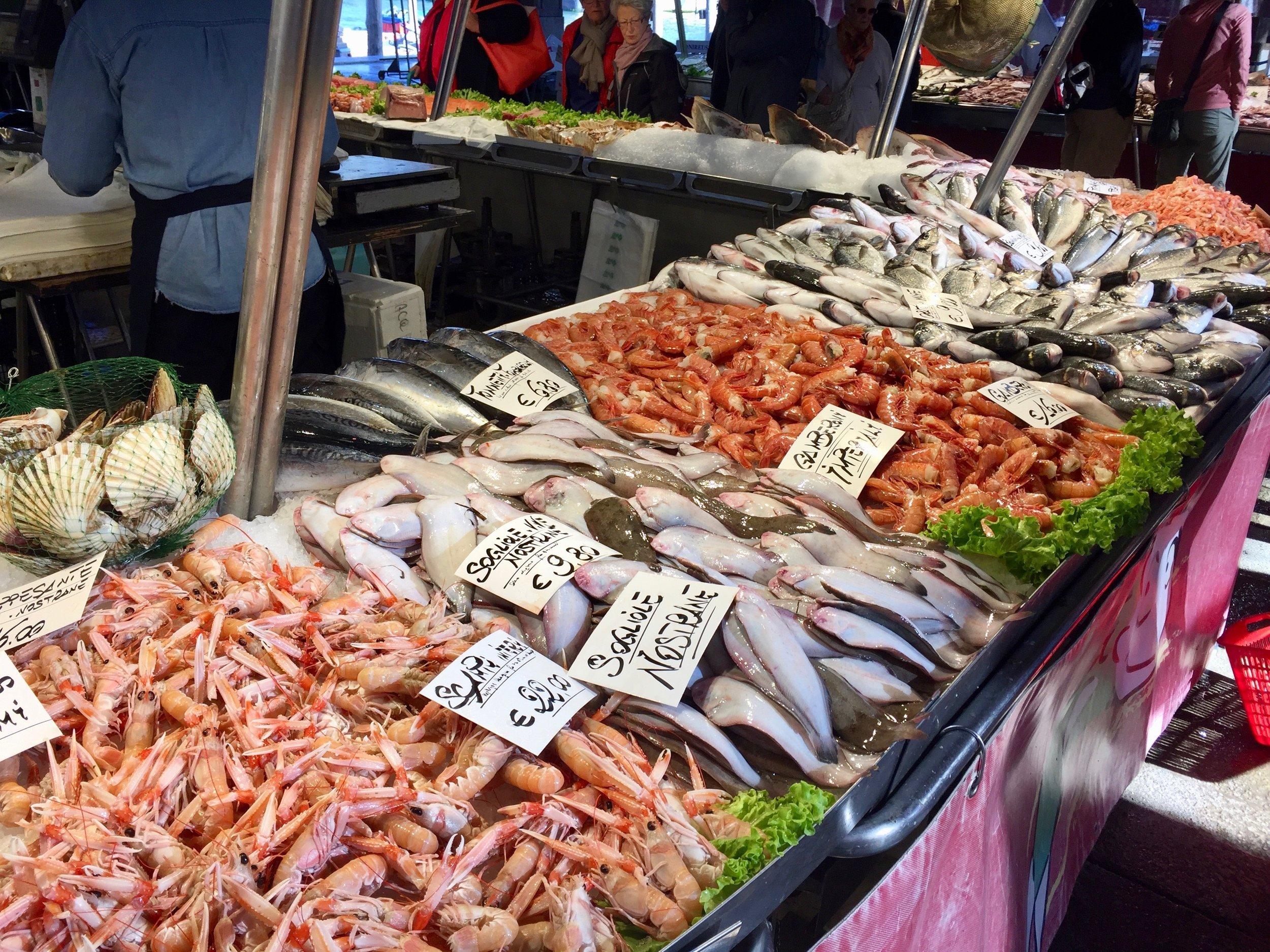 Rialto Food Market