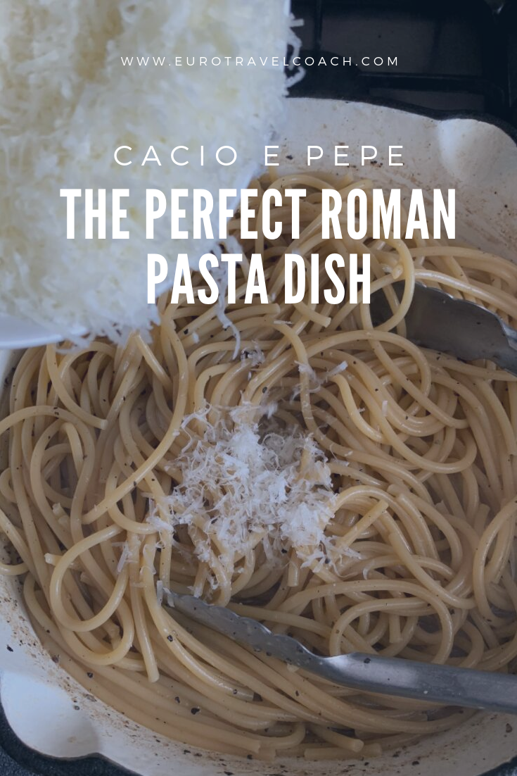 Cacio e Pepe Recipe from www.eurotravelcoach.com