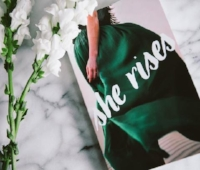 New Living Translation Bible  Great first Bible for beginners learning God's Word!  She Rises Bible from the 2016 She Rises Women's Conference in Los Angeles.