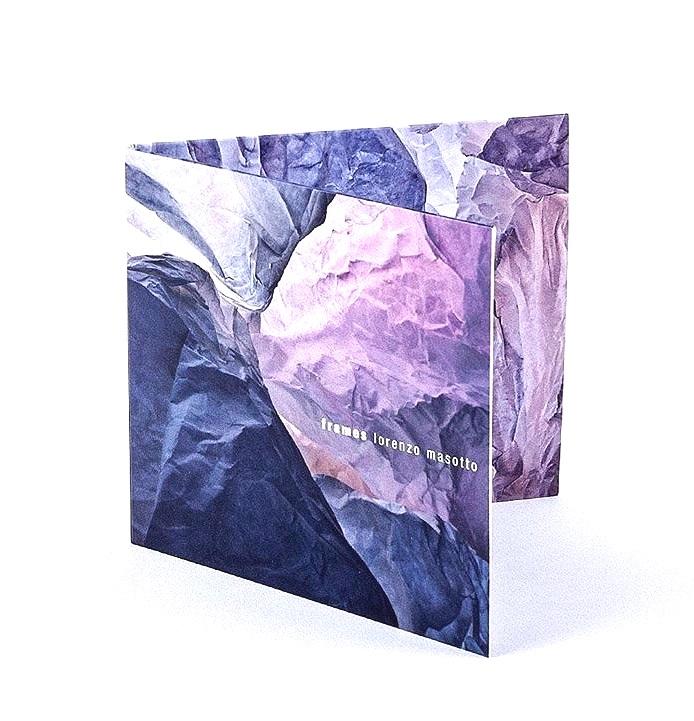 Artwork for Lorenzo Masotto's album, Frames, 2019